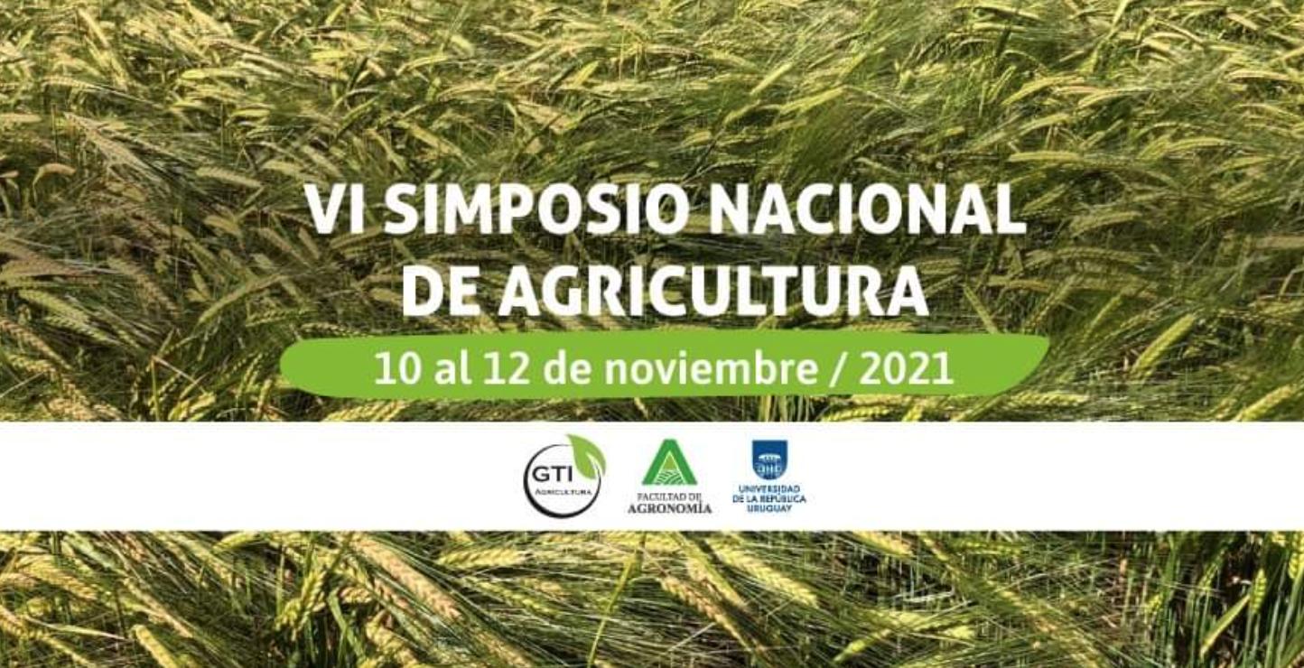 Seminario VI Simposio Nacional de Agricultura